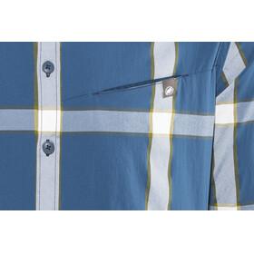 Mammut Mountain - T-shirt manches longues Homme - bleu